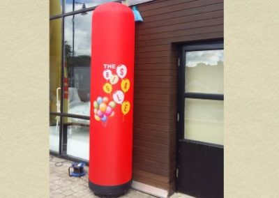 Inflatable Store Display